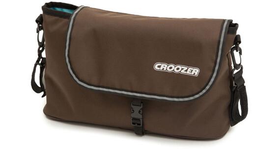 Croozer Styrväska för Kid Plus brun